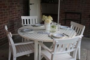 veranda detail